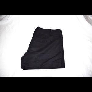 Ann Taylor Black Dress Short